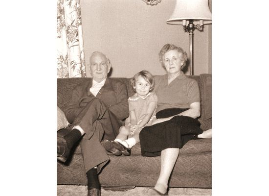 Ike McGinty, Barbara Updegraff, and Elizabeth Murphy