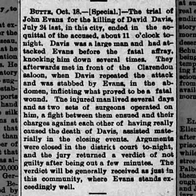 The Independent Record (Helena, MT) 19 Oct 1890, Sunday, Page 1